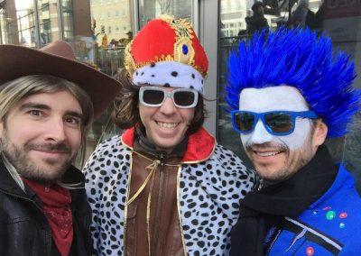 Mit Florian Silbereisen unterwegs im Kölner Straßenkarneval